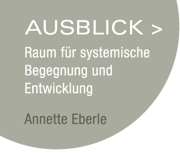 Logo Annette Eberle Coaching, Systemische Therapie